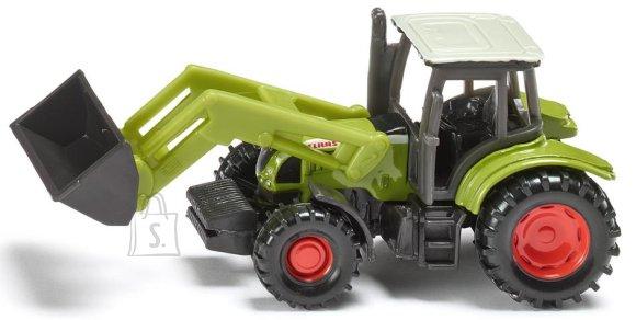 Siku mudelsõiduk traktor Class Ares esilaaduriga