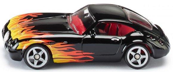 Siku mudelauto Wiesmann GT Flames