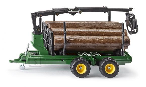 Siku mudelsõiduk metsaveokäru
