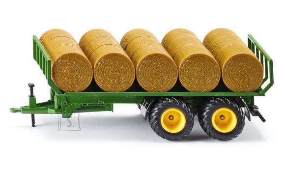 Siku mudelsõiduk treiler põhupallidele