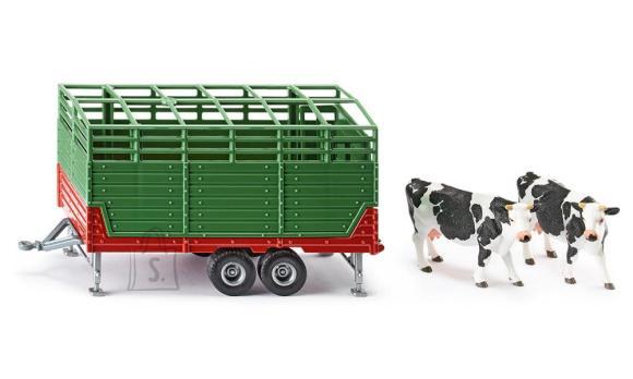 Siku mudelsõiduk loomatreiler