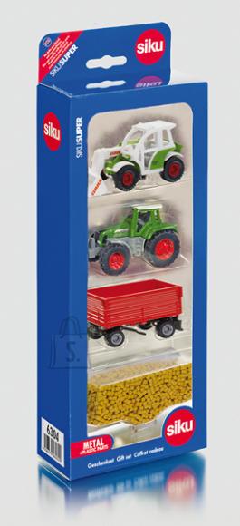 Siku mudelikomplekt põllumajandus