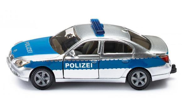 Siku mudelauto politsei patrullauto