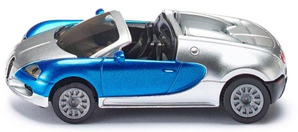 Siku mudelsõiduk Bugatti Veyron Grand Sport