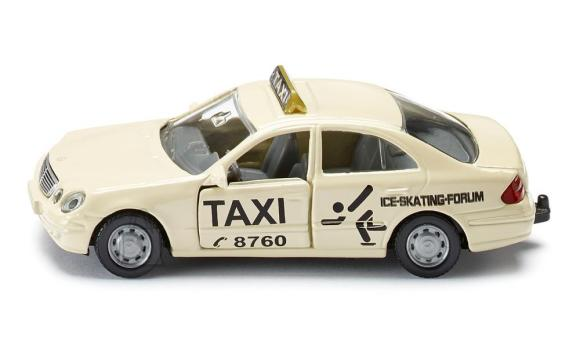 Siku mudelauto takso