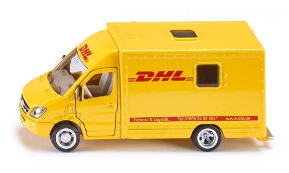 Siku mudelsõiduk DHL postiauto