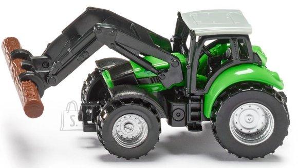 Siku mudelsõiduk traktor esihaaratsiga