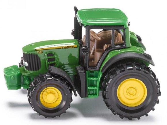 Siku mudelsõiduk John Deere traktor
