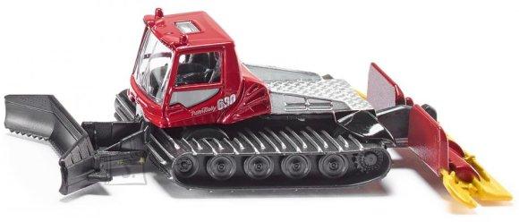 Siku mudelsõiduk Pistenbully lumekoristusmasin