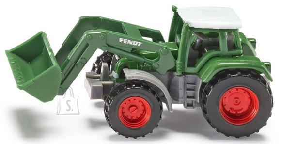 Siku mudelsõiduk Fendt traktor esilaaduriga