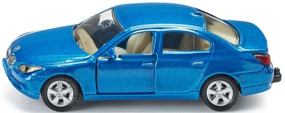 Siku mudelauto BMW 545i