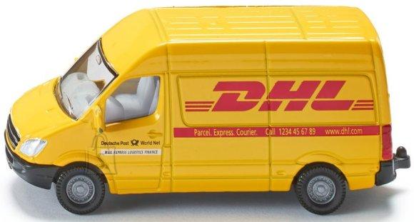 Siku mudelsõiduk postikaubik