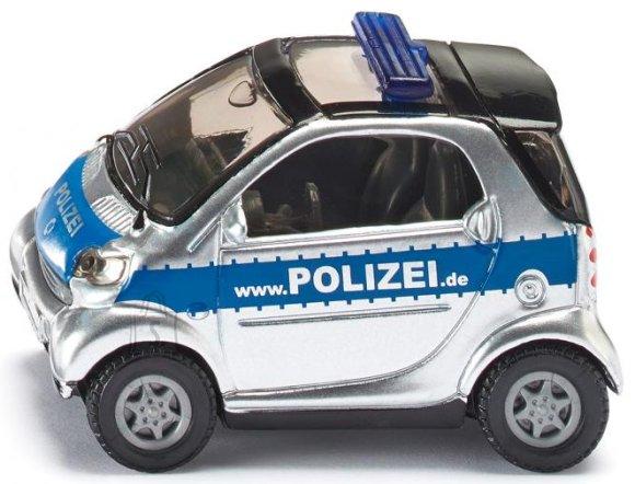 Siku mudelsõiduk politseiauto