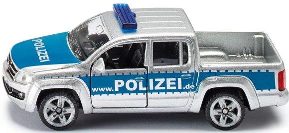 Siku mudelauto politsei pikap