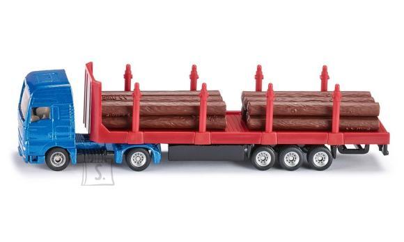Siku mudelsõiduk metsaveoauto
