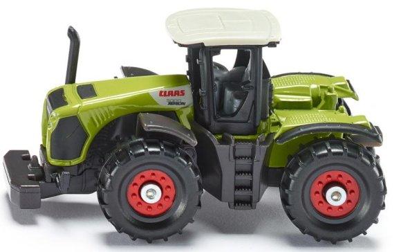 Siku mudelsõiduk traktor Claas Xerion