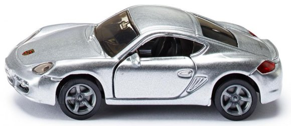Siku mudelauto Porsche Cayman