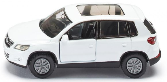 Siku mudelauto Volkswagen Tiguan