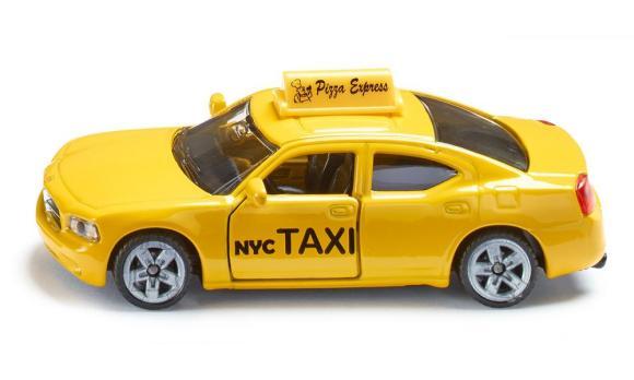 Siku mudelauto NYC takso