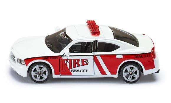Siku mudelauto tuletõrjeülema auto