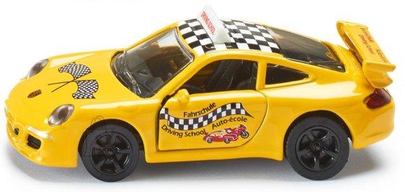 Siku mudelauto Porsche 911 õppeauto