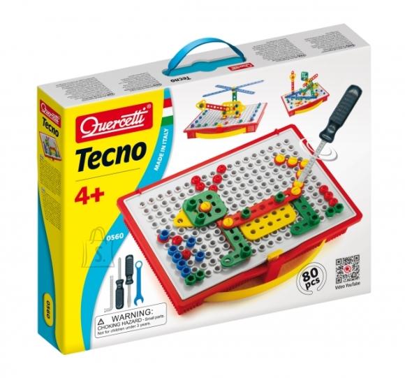 Quercetti mängukomplekt tehniku konstruktor
