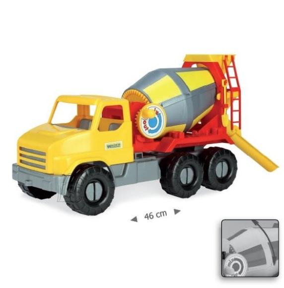 Wader mängusõidukid City Truck 5 erinevat valikut