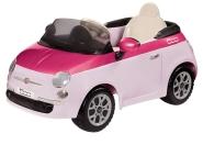 Elektriauto lastele Fiat 500 6V roosa