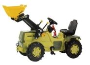 Rolly Toys Pedaalidega traktor Farmtrac MB-Trac kopaga