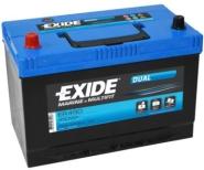 Exide EXIDE DUAL 95Ah 650CCA 310x175x225+-