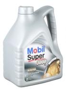 Mobil Super 3000X1 5W40 täissünteetiline mootoriõli 4L