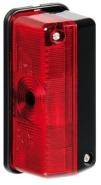 Lampa punane gabariidituli 12V E4