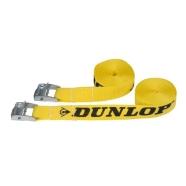 Dunlop koormarihmad lukustiga 2x2.5m 100kg