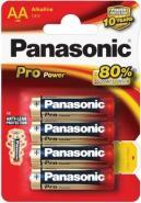 AA 4tk Pro Power Panasonic patarei