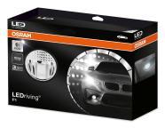 Osram LED-päeva/udutulede kmpl 12V ümar