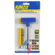 Kinzo T-kruvikeeraja+11 otsikut