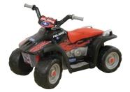 Elektriauto lastele Polaris Sportsman 400 Nero 6V