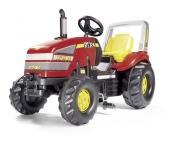 X-Trac pedaalidega traktor lastele