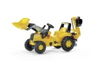 Rolly Toys Cat Backhoe laaduri ja kopaga