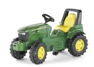 Rolly Toys Pedaalidega traktor lastele John Deere 7930