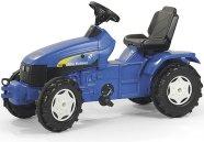 Rolly Toys Pedaalidega traktor New Holland TM175