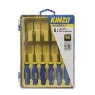 Kinzo 6 osaline miniviilide komplekt