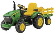 Peg Perego Elektritraktor lastele John Deere Ground Force 12V