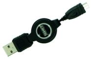 Lampa USB laadimisjuhe mikro USB-ga telefonidele