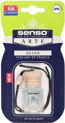 Dr. Marcus Senso Arte õhuvärskendaja autosse Silver 6ml