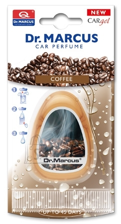 Dr. Marcus Car Gel Coffee autodeodorant