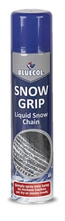Carplan Bluecol SnowGrip 400ml