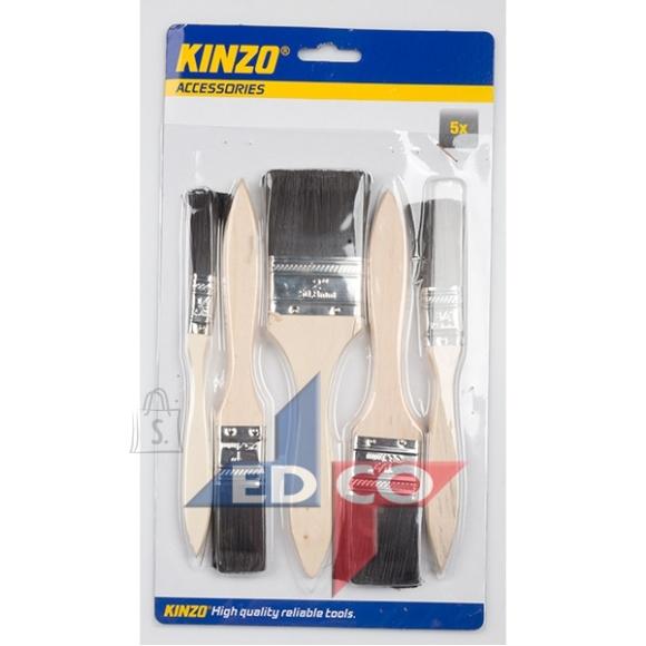 Kinzo Värvipintslid 5 tk