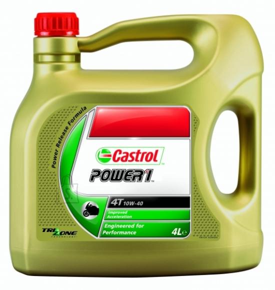 Castrol Castrol Power1 4T 10W40 4l
