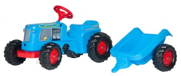 Rolly Toys Classic pedaalidega traktor käruga